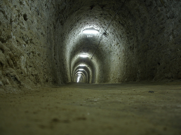 tunnel - Outcasts Adventure