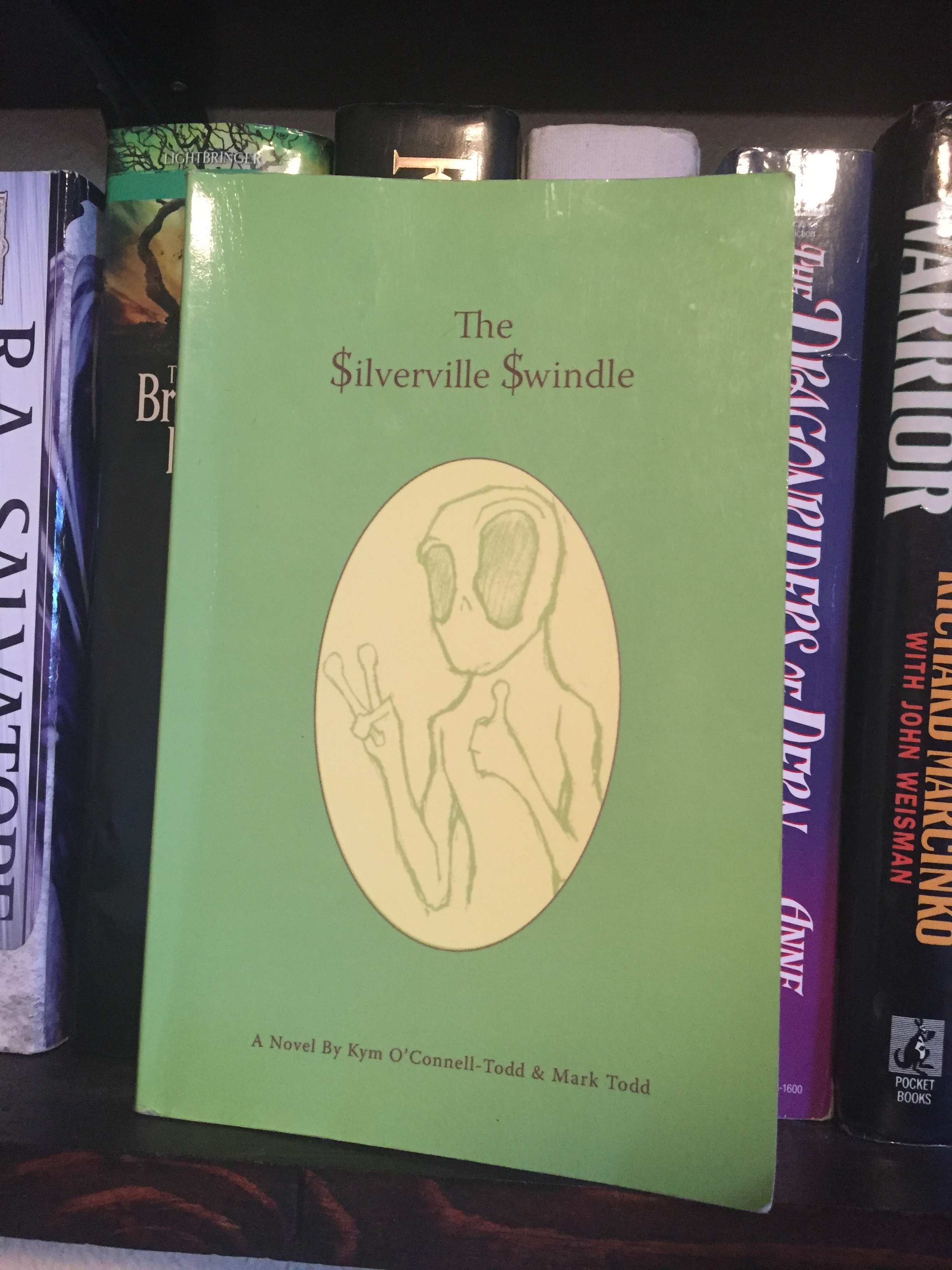 Silverville Swindle, The Editor Connection Blog Post