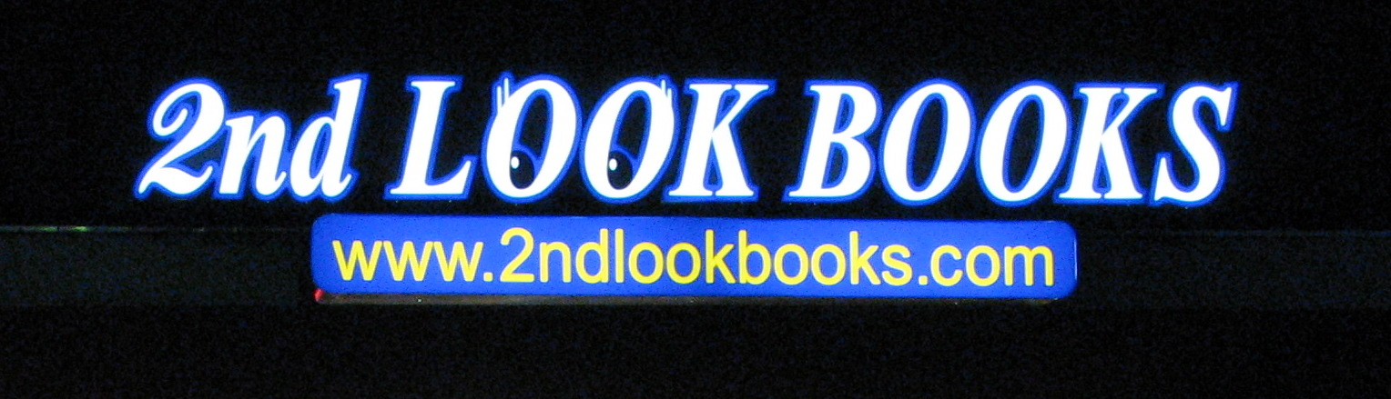 2nd Look Books logo