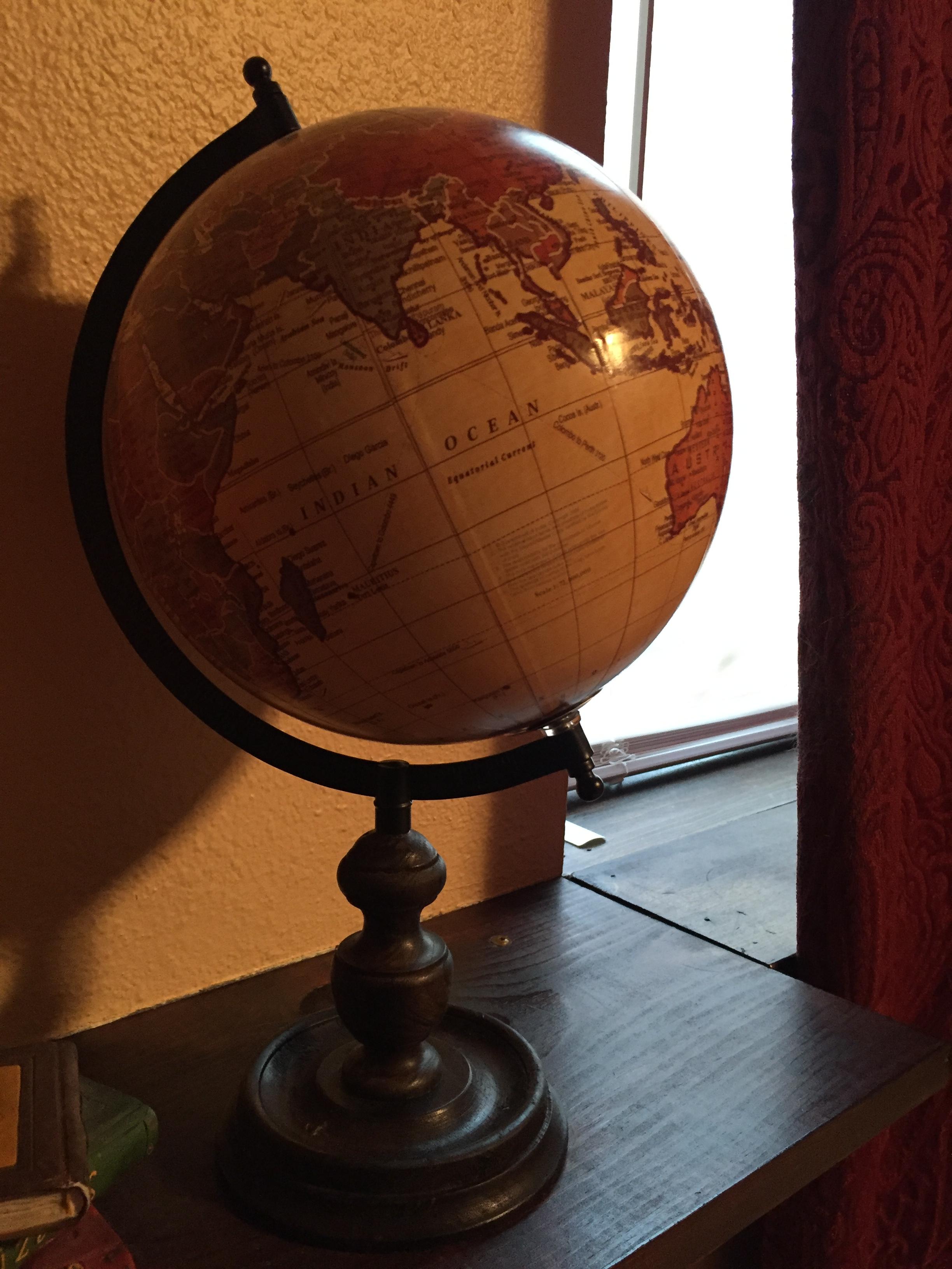 Globe Hunter Adventure Story