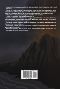 Quaking Soul Hardcover Back