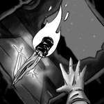 Trap Door Illustration from The Adventure