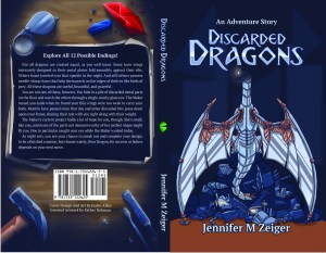 Discarded Dragons full cover