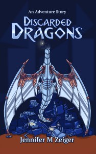 Discarded Dragons Front Cover