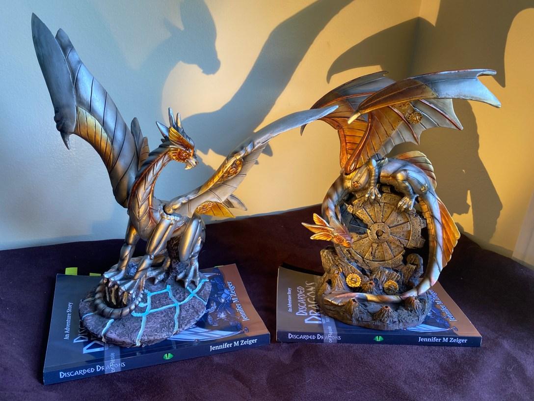 Steampunk Dragons Set