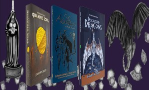 Quaking Soul, The Adventure, Discarded Dragons by Jennifer M Zeiger