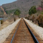 Train tracks - Adventure Stories