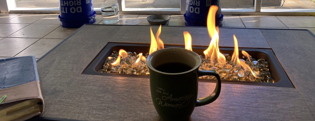 Coffee and Fire