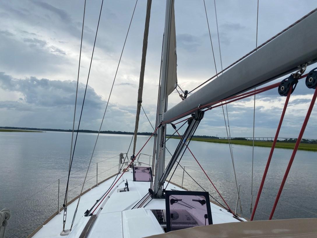 Sailing - Sail Boat